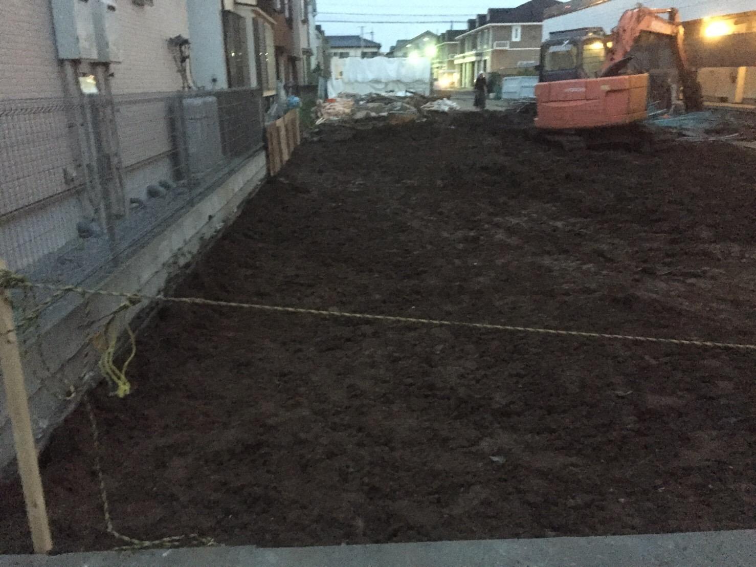 越谷市にて戸建住宅解体工事を行いました。